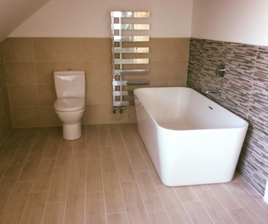 Bathroom Fitted by Stone and Earth