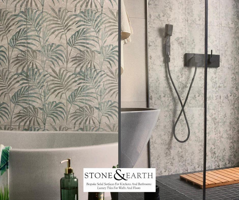 Ceramic Tiles Eden Range by Orginal Style