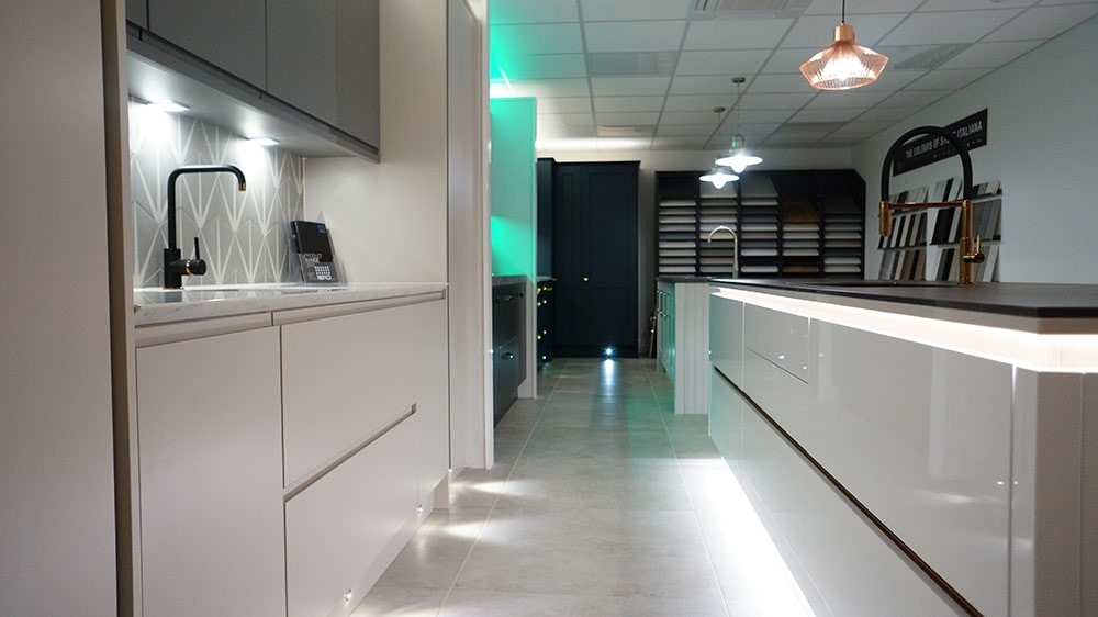 Lighting for Kitchens Worcestershire 5