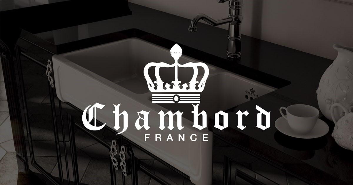 Chambord ceramic sinks