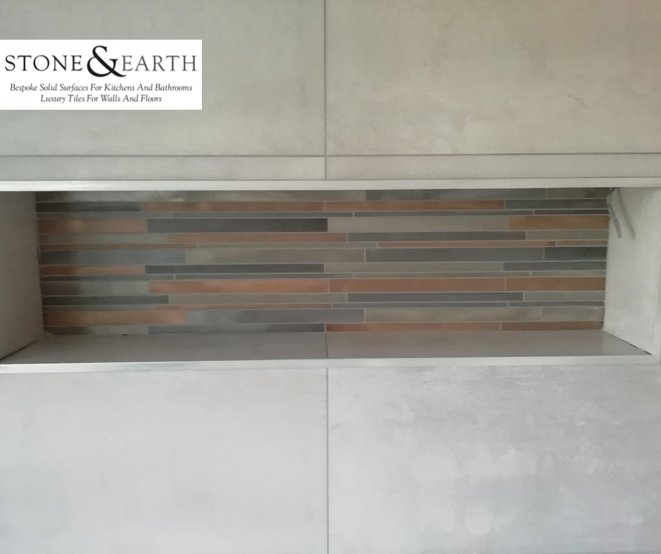Luxury wall tiles for bathrooms Worcestershire
