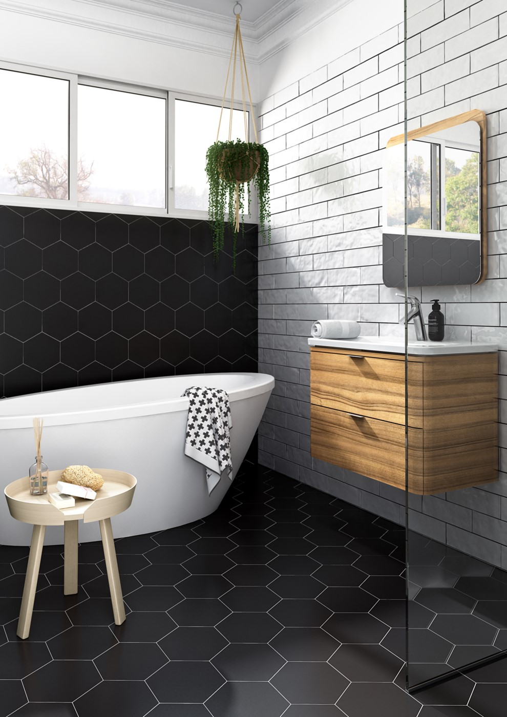 Silence Bathroom Suite range from Vitra