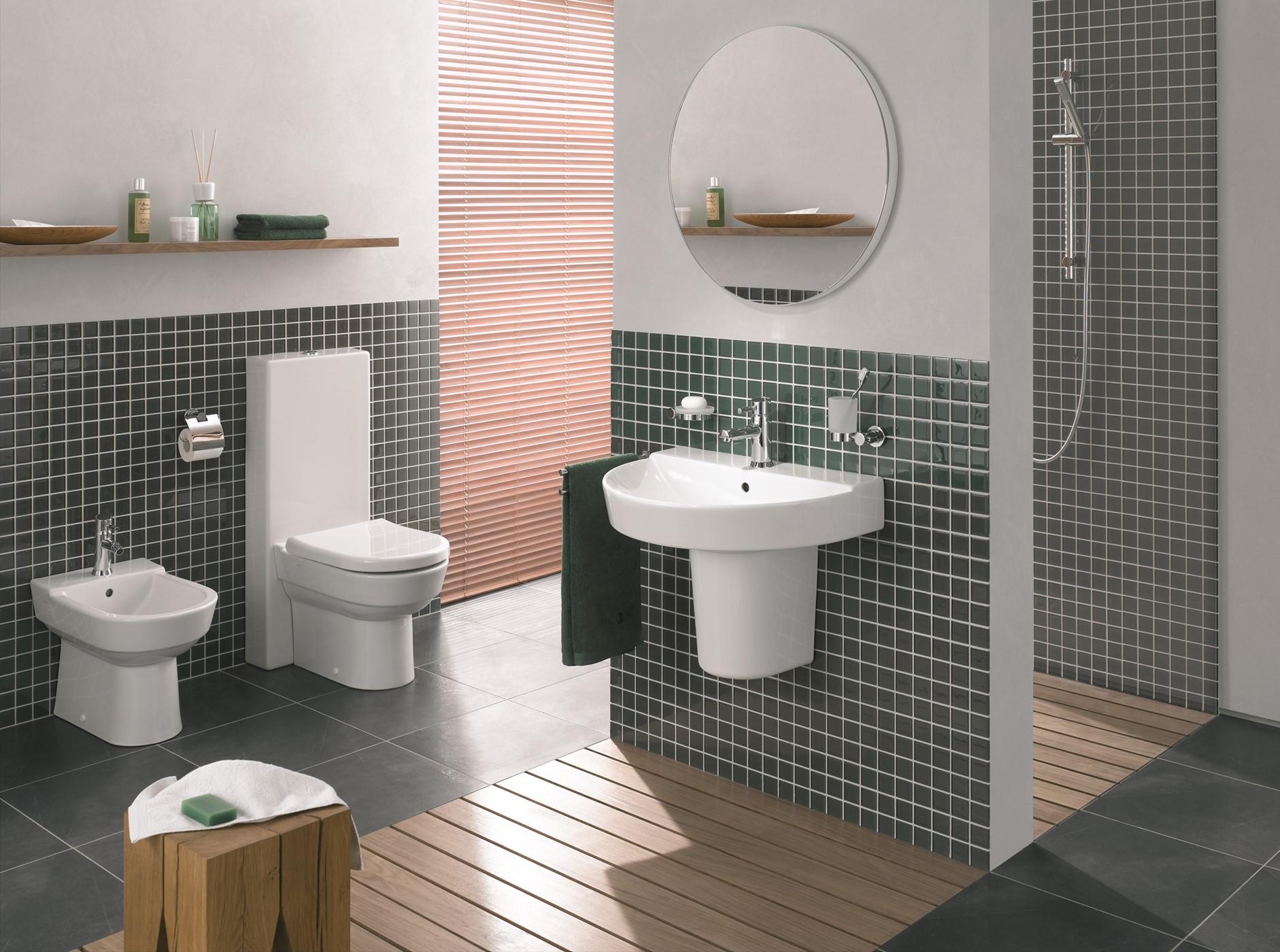 Step Bathroom Suite range from Vitra