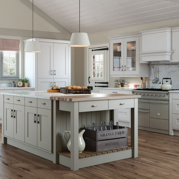 Florence Uform Traditional Kitchen