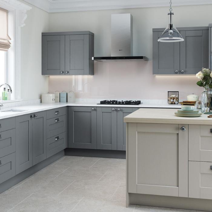 Kensington Uform Traditional Kitchen