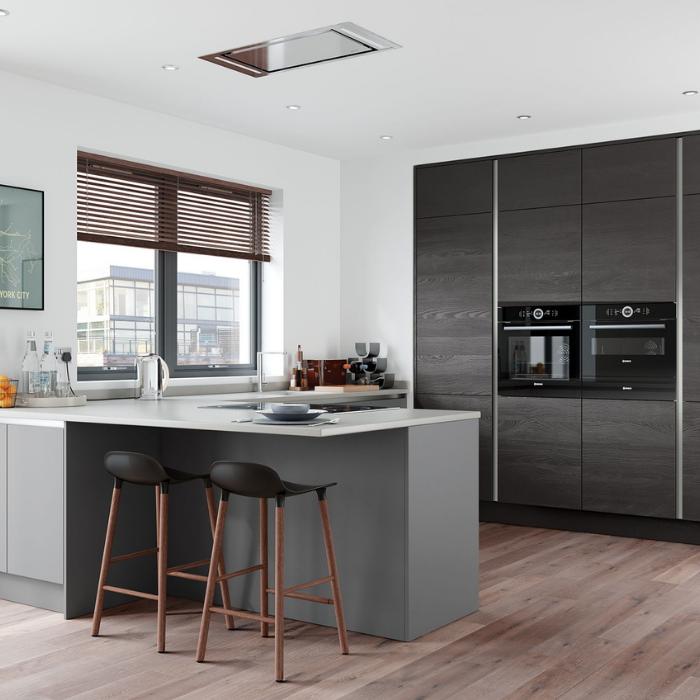 Zola Soft Matte Uform Contemporary Kitchen