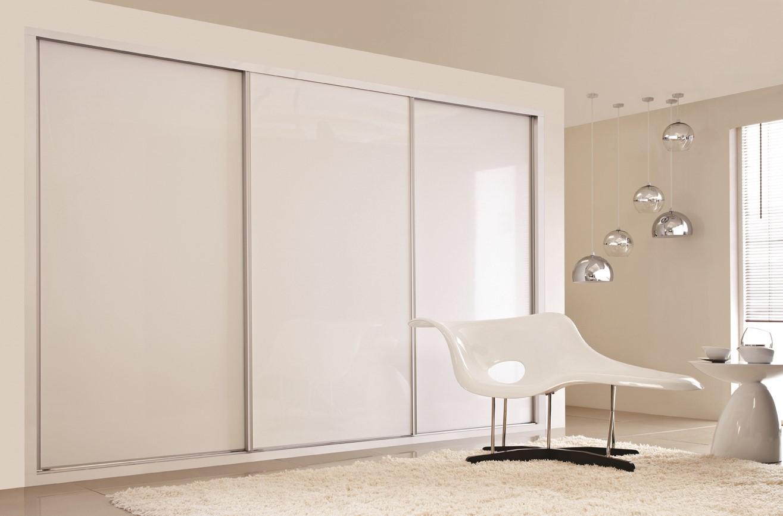 Sliding Wardrobe 1 Panel- Frost HS